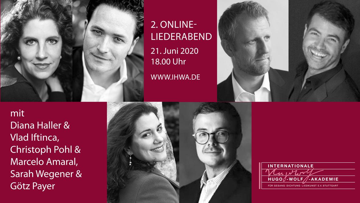 2. Online-Liederabend
