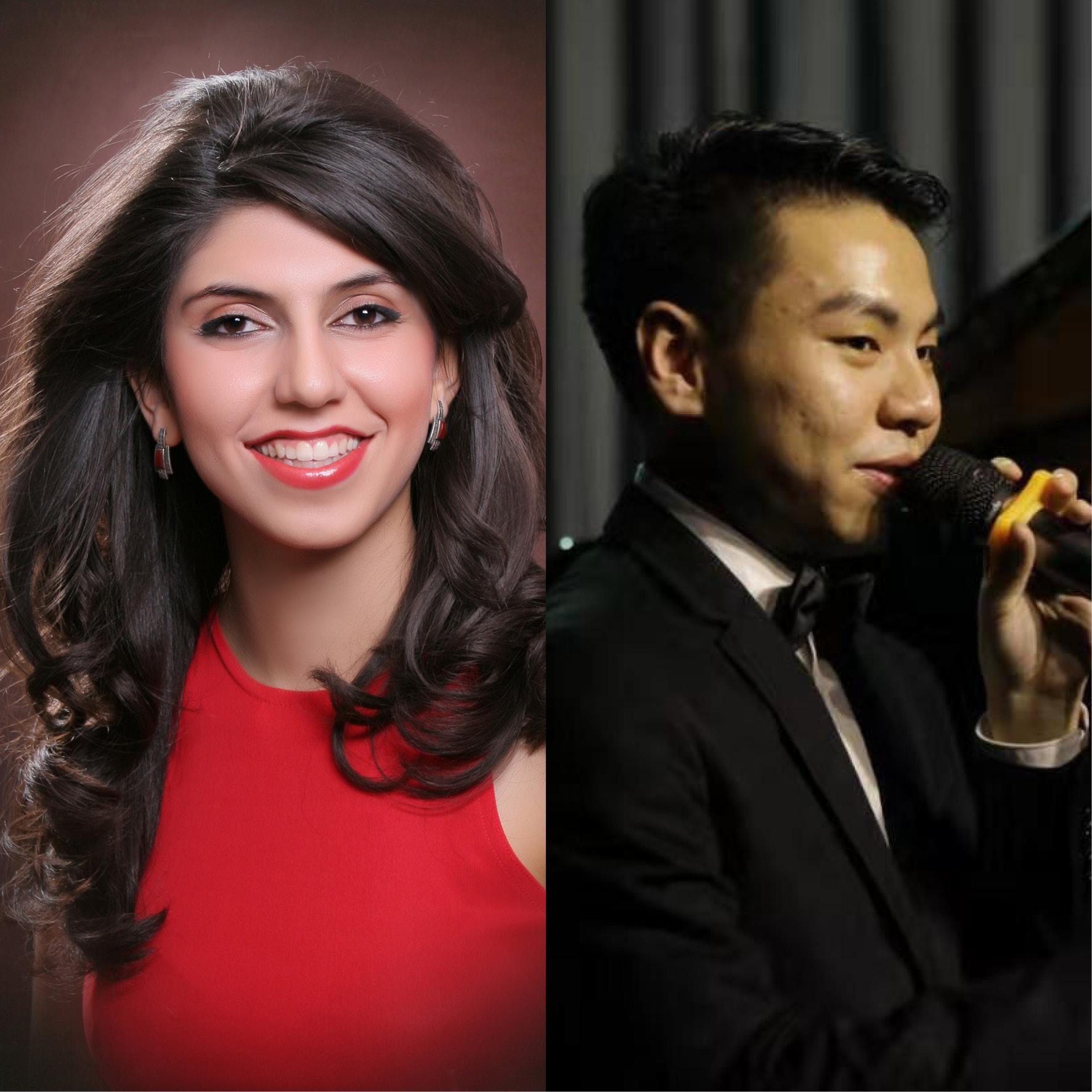 Duo 18: Ghazal Kazemi / Fangqixiong Yuan